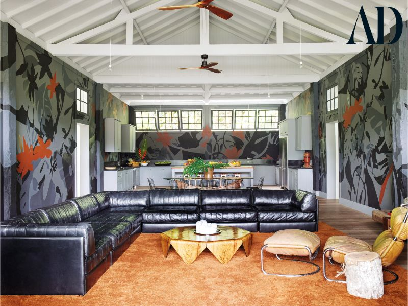Lenny Kravitz's Modern Home in The Deep Part of The Brazilian Jungle modern home Lenny Kravitz's Modern Home in The Deep Part of The Brazilian Jungle Lenny Kravitzs Home in The Deep Part of The Brazilian Jungle 6