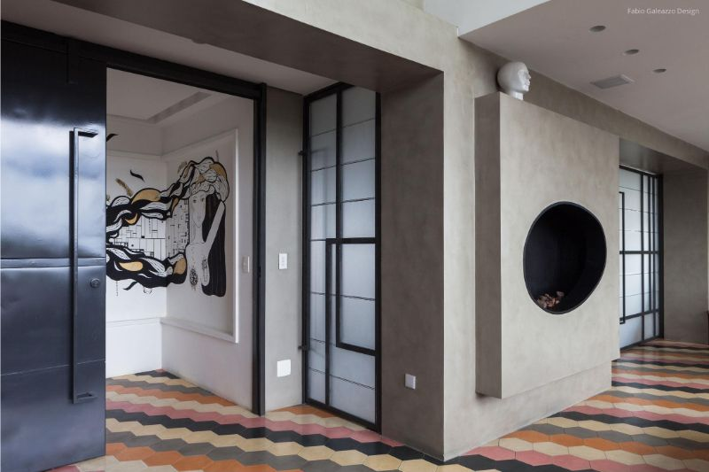Panamby: One Apartment Filled With Colorful Details by Fabio Galeazzo fabio galeazzo Panamby: One Apartment Filled With Colorful Details by Fabio Galeazzo Panamby One Apartment Filled With Colorful Details by Fabio Galeazzo 1
