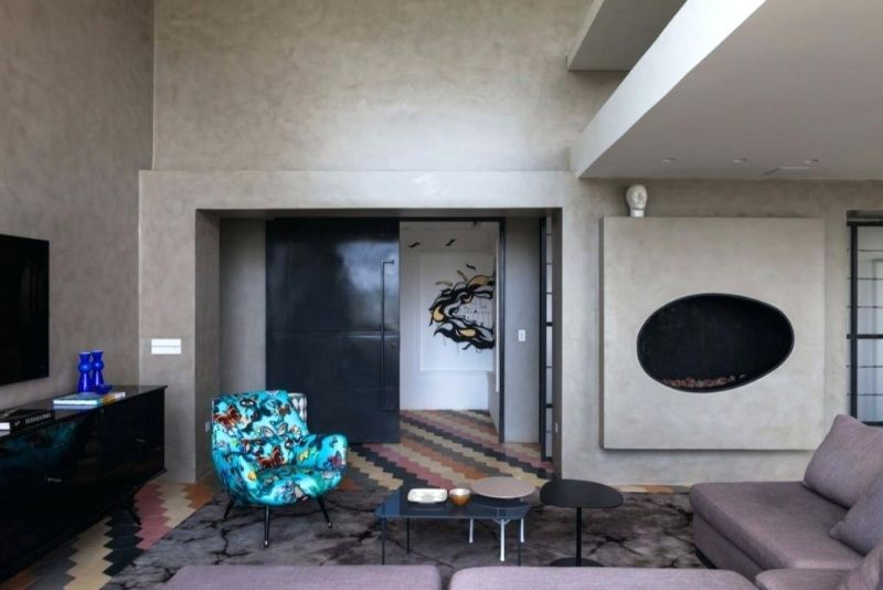Panamby: One Apartment Filled With Colorful Details by Fabio Galeazzo fabio galeazzo Panamby: One Apartment Filled With Colorful Details by Fabio Galeazzo Panamby One Apartment Filled With Colorful Details by Fabio Galeazzo 2