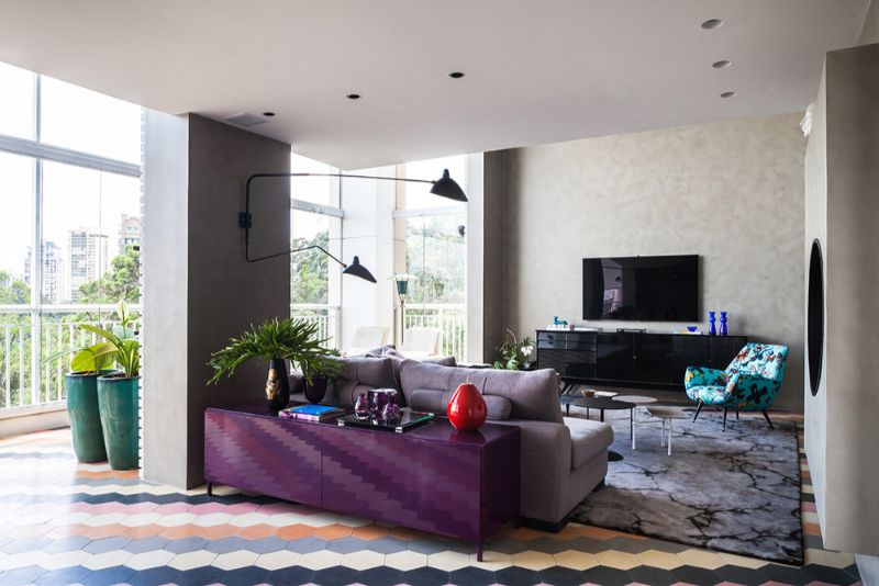 Panamby: One Apartment Filled With Colorful Details by Fabio Galeazzo fabio galeazzo Panamby: One Apartment Filled With Colorful Details by Fabio Galeazzo Panamby One Apartment Filled With Colorful Details by Fabio Galeazzo 3