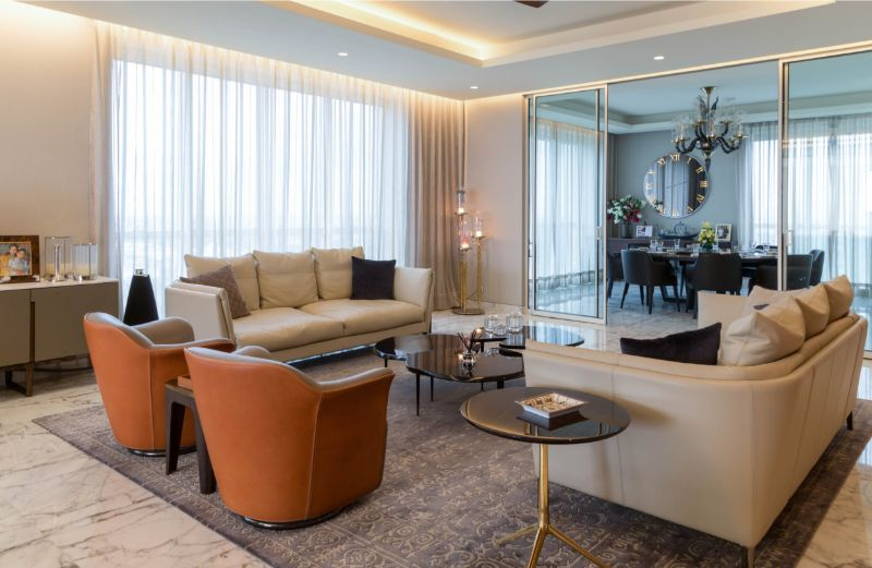 Penthouse in Mumbai - A Cozy and Elegant Project by Matteo Nunziati matteo nunziati Penthouse in Mumbai – A Cozy and Elegant Project by Matteo Nunziati Penthouse in Mumbai A Cozy and Elegant Project by Matteo Nunziati 4