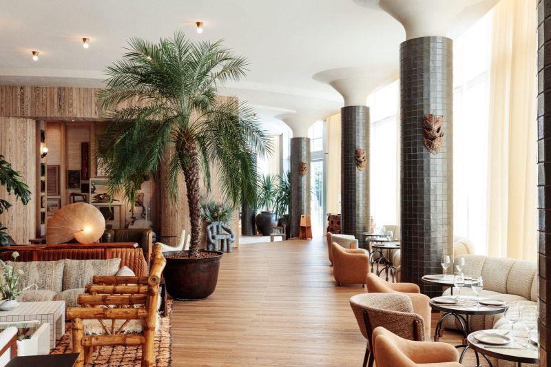 kelly wearstler Santa Monica Proper, A Luxury Boutique Hotel by Kelly Wearstler Santa Monica Proper A Luxury Hotel by KellyWearstler 14
