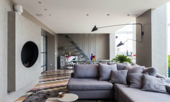 fabio galeazzo Panamby: One Apartment Filled With Colorful Details by Fabio Galeazzo featured 3 335x201