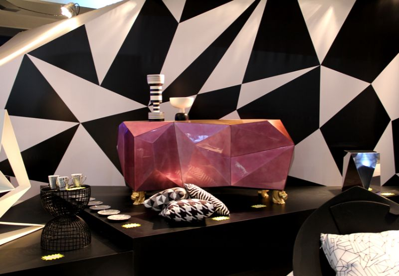 Bring The Edgy Street Style Into Your Home's Contemporary Design