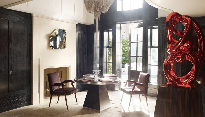 Classic Meets Traditional Residence: A Project By Rafael de Cárdenas rafael de cárdenas Classic Meets Traditional Residence: A Project By Rafael de Cárdenas Classic Meets Traditional Residence A Project By Rafael de C  rdenas 4