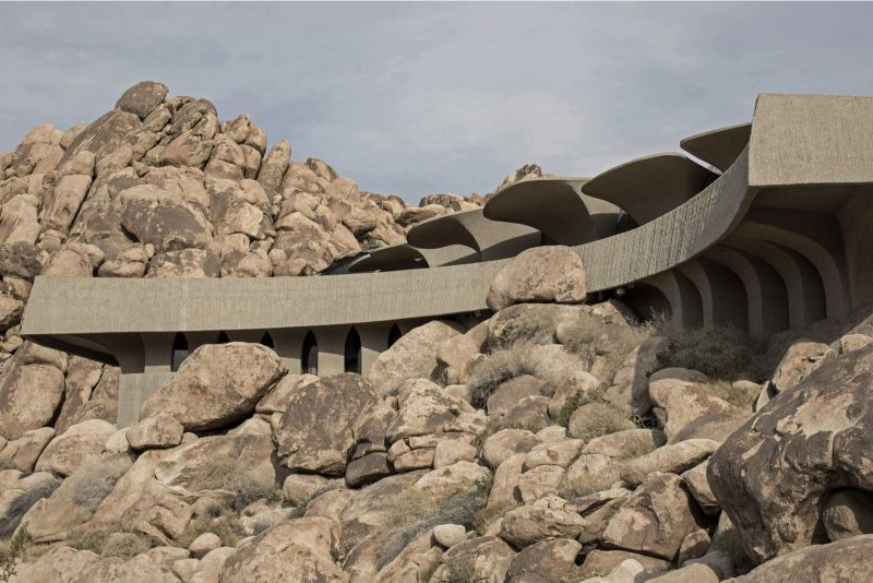 Doolittle House, An Example of Organic Architecture Art in Joshua Tree architecture art Doolittle House, An Example of Organic Architecture Art in Joshua Tree Doolittle House An Example of Organic Architecture in Joshua Tree 11