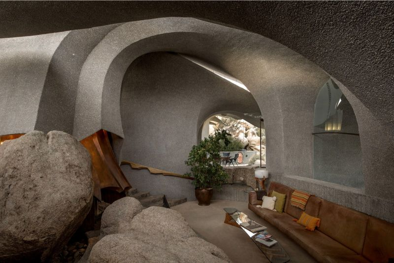 Doolittle House, An Example of Organic Architecture Art in Joshua Tree architecture art Doolittle House, An Example of Organic Architecture Art in Joshua Tree Doolittle House An Example of Organic Architecture in Joshua Tree 5