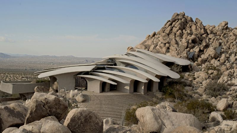 Doolittle House, An Example of Organic Architecture Art in Joshua Tree architecture art Doolittle House, An Example of Organic Architecture Art in Joshua Tree Doolittle House An Example of Organic Architecture in Joshua Tree
