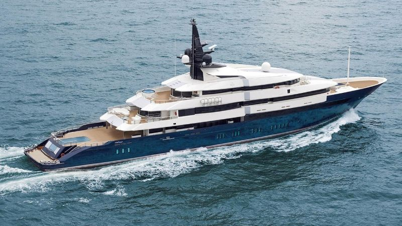 Marvelous Superyachts Owned By International Celebrities superyachts Marvelous Superyachts Owned By International Celebrities Seven Seas 2 1