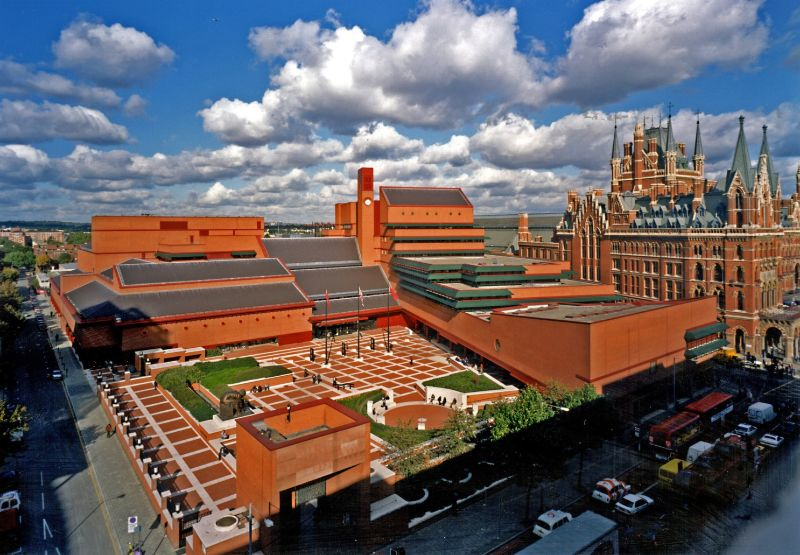 british library - What To Do In London - The Ultimate Design Guide For The City Of Art what to do in london What To Do In London – The Ultimate Design Guide For The City Of Art british library What To Do In London The Ultimate Design Guide For The City Of Art