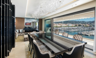 french apartment An Opulent French Apartment That Overlooks The Port Of Cannes feature 335x201