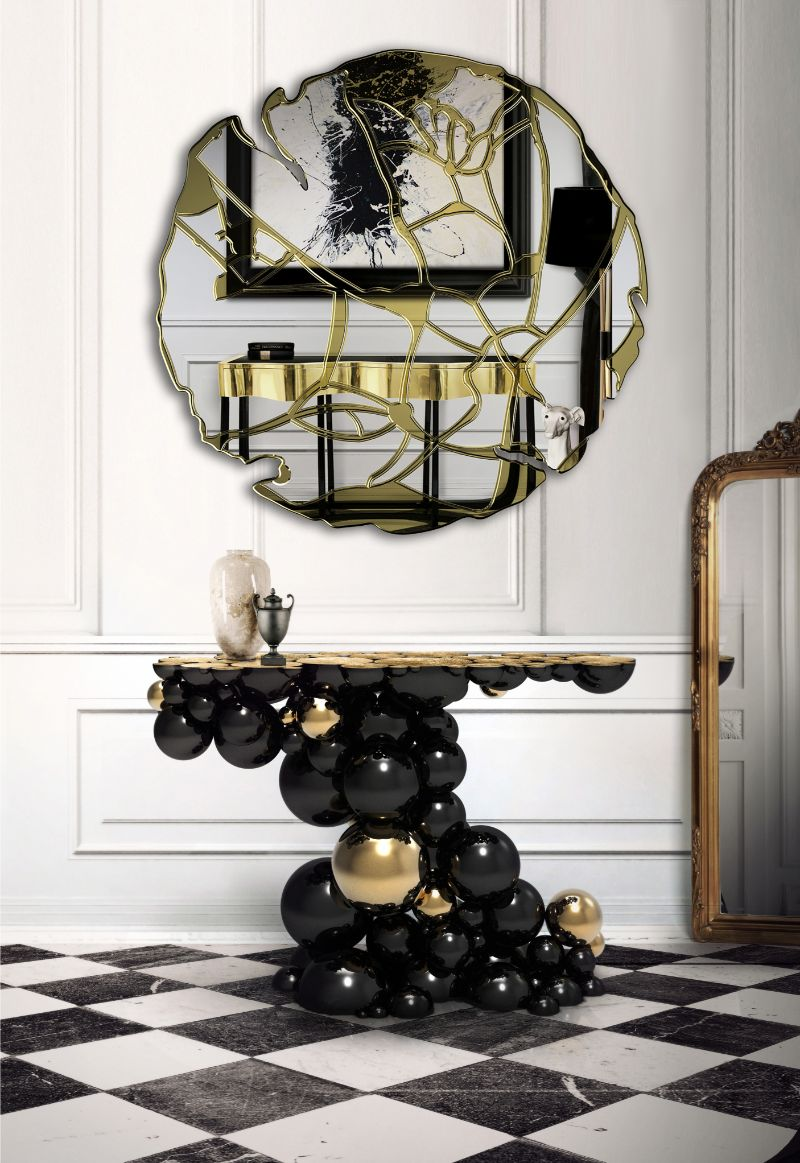 10 Modern Mirrors That Will Bring Sophistication To Your Home Décor modern mirrors 10 Modern Mirrors That Will Bring Sophistication To Your Home Décor glance 02