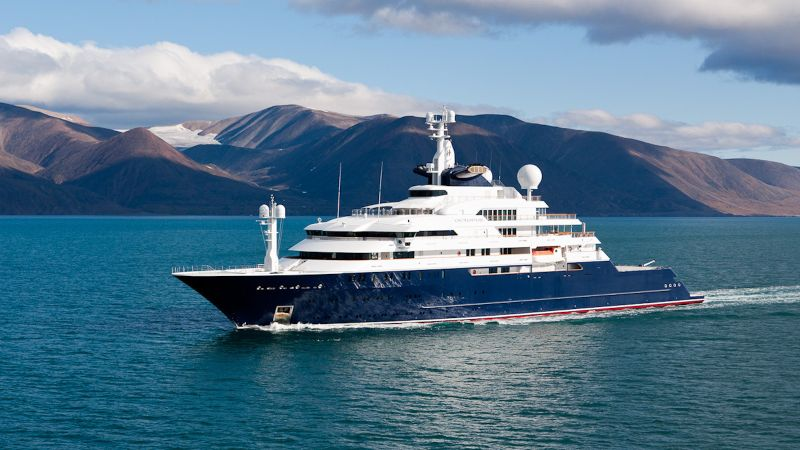 Pure Symbols Of Sophistication: Here Are The Most Unique Superyachts superyachts Pure Symbols Of Sophistication: Here Are The Most Unique Superyachts 190910080125 octopus yacht