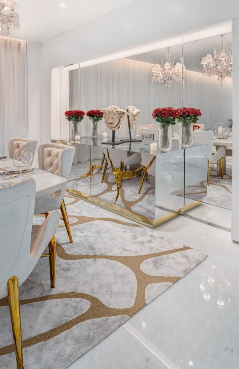A Sense Of Glam And Sophistication Inside This Luxury Residence luxury residence A Sense Of Glam And Sophistication Inside This Luxury Residence A Sense Of Glam And Sophistication Inside This Luxury Residence 1