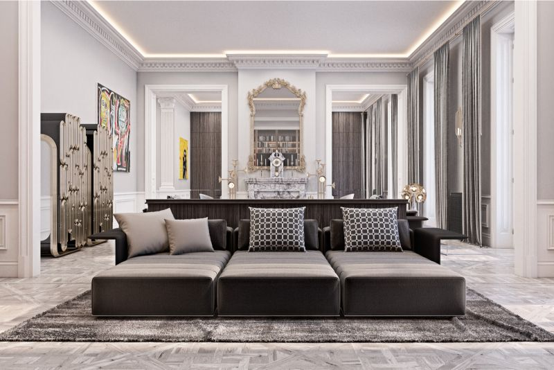 A Timeless Aesthetic Design Interior Project By Diff Studio diff studio A Timeless Aesthetic Design Interior Project By Diff Studio A Timeless Aesthetic Design Interior Project By Studio Diff 5