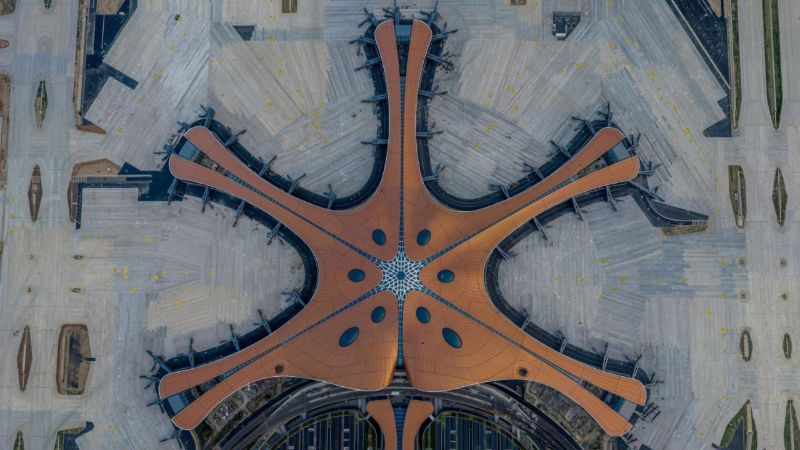 Beijing New Airport's Design By Zaha Hadid: An Ode To Modernity zaha hadid Beijing New Airport's Design By Zaha Hadid: An Ode To Modernity Beijing New Airports Design By Zaha Hadid An Ode To Modernity 1