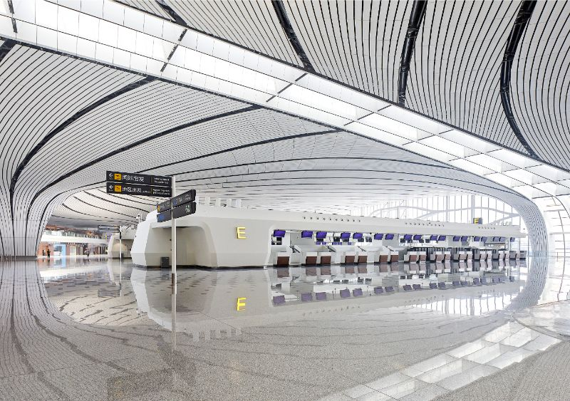 Beijing New Airport's Design By Zaha Hadid: An Ode To Modernity zaha hadid Beijing New Airport's Design By Zaha Hadid: An Ode To Modernity Beijing New Airports Design By Zaha Hadid An Ode To Modernity 12