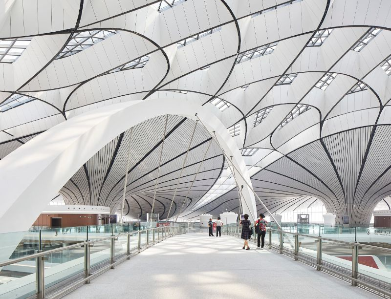 Beijing New Airport's Design By Zaha Hadid: An Ode To Modernity zaha hadid Beijing New Airport's Design By Zaha Hadid: An Ode To Modernity Beijing New Airports Design By Zaha Hadid An Ode To Modernity 13