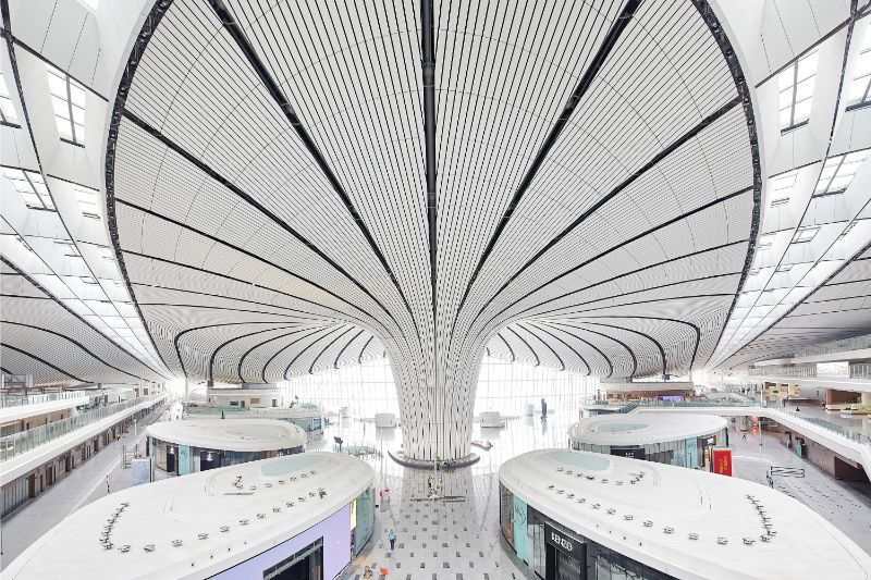 Beijing New Airport's Design By Zaha Hadid: An Ode To Modernity zaha hadid Beijing New Airport's Design By Zaha Hadid: An Ode To Modernity Beijing New Airports Design By Zaha Hadid An Ode To Modernity 15