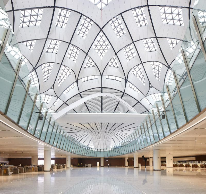 Beijing New Airport's Design By Zaha Hadid: An Ode To Modernity zaha hadid Beijing New Airport's Design By Zaha Hadid: An Ode To Modernity Beijing New Airports Design By Zaha Hadid An Ode To Modernity 3