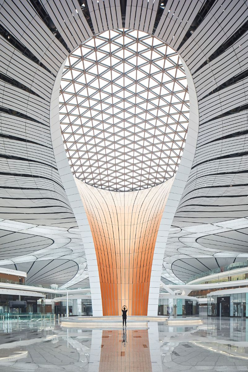 Beijing New Airport's Design By Zaha Hadid: An Ode To Modernity zaha hadid Beijing New Airport's Design By Zaha Hadid: An Ode To Modernity Beijing New Airports Design By Zaha Hadid An Ode To Modernity 4