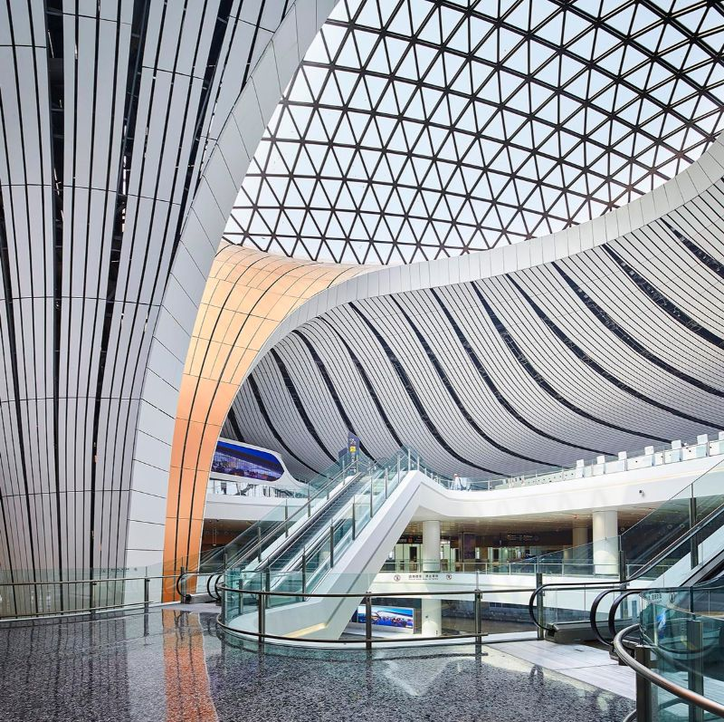 Beijing New Airport's Design By Zaha Hadid: An Ode To Modernity zaha hadid Beijing New Airport's Design By Zaha Hadid: An Ode To Modernity Beijing New Airports Design By Zaha Hadid An Ode To Modernity 6
