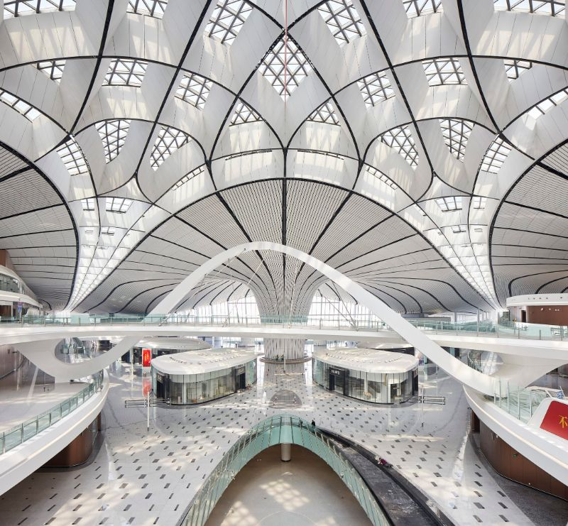 Beijing New Airport's Design By Zaha Hadid: An Ode To Modernity zaha hadid Beijing New Airport's Design By Zaha Hadid: An Ode To Modernity Beijing New Airports Design By Zaha Hadid An Ode To Modernity 7