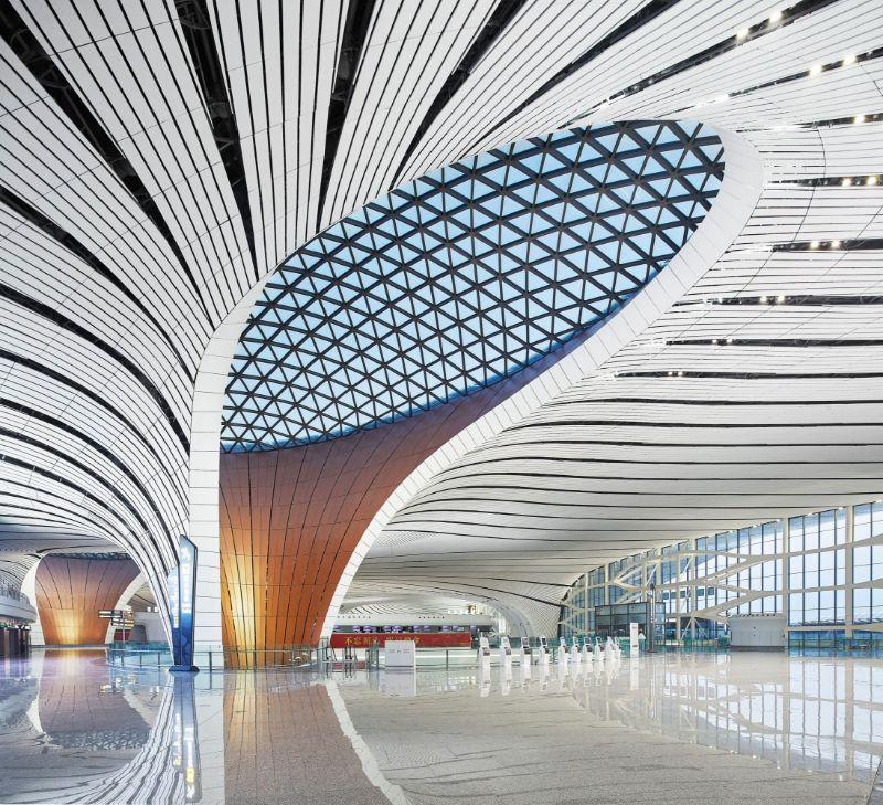 Beijing New Airport's Design By Zaha Hadid: An Ode To Modernity zaha hadid Beijing New Airport's Design By Zaha Hadid: An Ode To Modernity Beijing New Airports Design By Zaha Hadid An Ode To Modernity 8