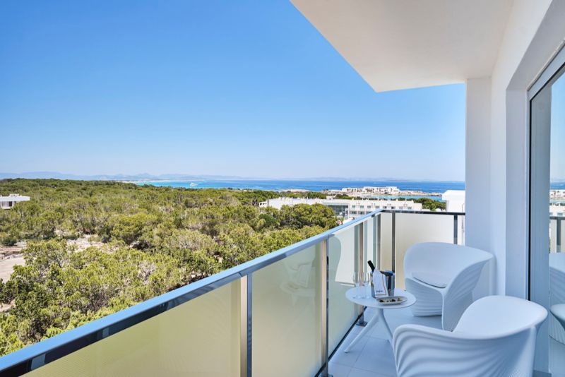 Formentera's First Five-Star Luxury Hotel Has A 60's Hippie Vibe Formenteras First Five Star Hotel Has A 60s Hippie Vibe 4