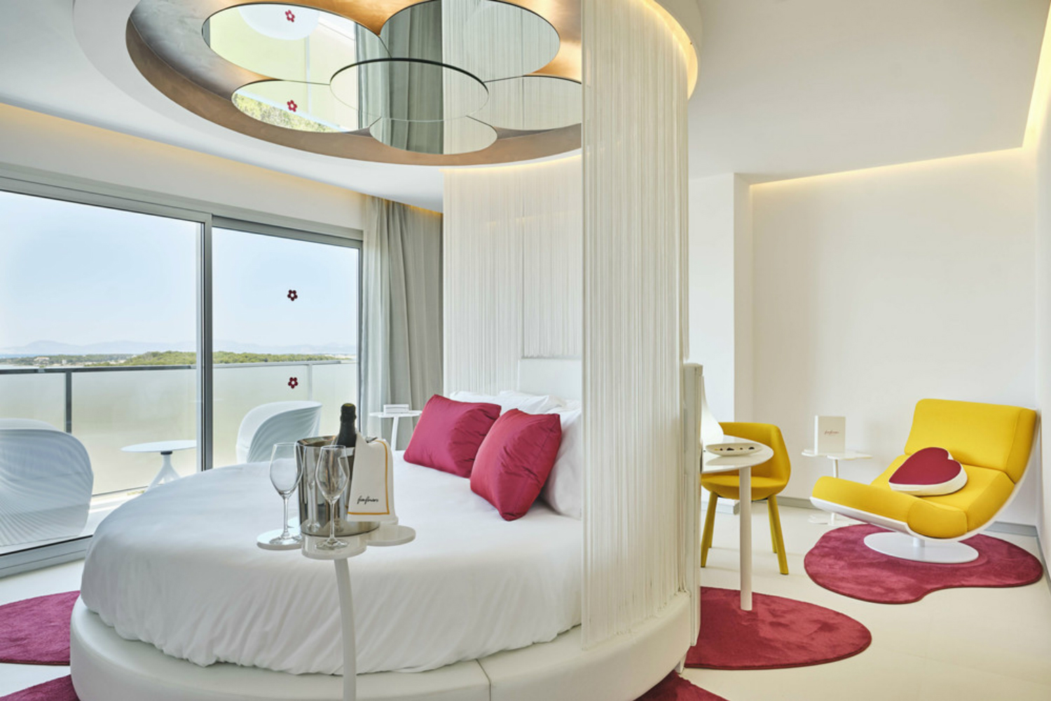 Formentera S First Five Star Luxury Hotel Has A 60 S Hippie Vibe