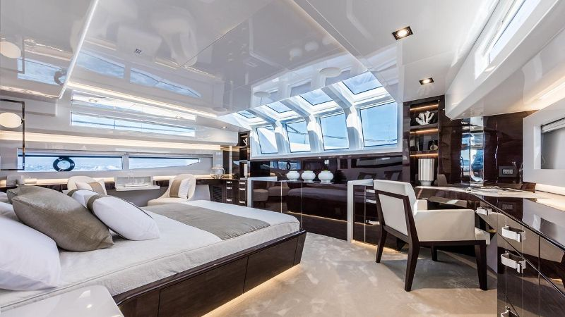 Inside Pearl 65 Superyacht: A Supreme Interior Design by Kelly Hoppen kelly hoppen Inside Pearl 65 Superyacht: A Supreme Interior Design by Kelly Hoppen Inside Pearl 65 Superyacht A Supreme Interior Design by Kelly Hoopen 5