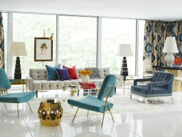 jonathan adler Jonathan Adler's Most Extraordinary Interior Design Projects JonathanAdlers Most Extraordinary Design Projects feature 265x200