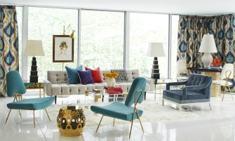 jonathan adler Jonathan Adler's Most Extraordinary Interior Design Projects JonathanAdlers Most Extraordinary Design Projects feature 335x201