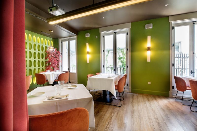 'Noi Italian', A Restaurant Design Full of Pop Aesthetic restaurant design 'Noi Italian', A Restaurant Design Full of Pop Aesthetic Noi Italian A Restaurant Full of Pop Aesthetic 10