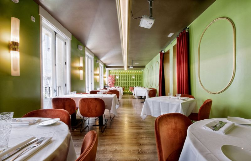 'Noi Italian', A Restaurant Design Full of Pop Aesthetic restaurant design 'Noi Italian', A Restaurant Design Full of Pop Aesthetic Noi Italian A Restaurant Full of Pop Aesthetic 11 1