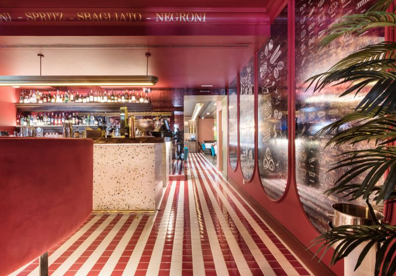 'Noi Italian', A Restaurant Design Full of Pop Aesthetic restaurant design 'Noi Italian', A Restaurant Design Full of Pop Aesthetic Noi Italian A Restaurant Full of Pop Aesthetic 2