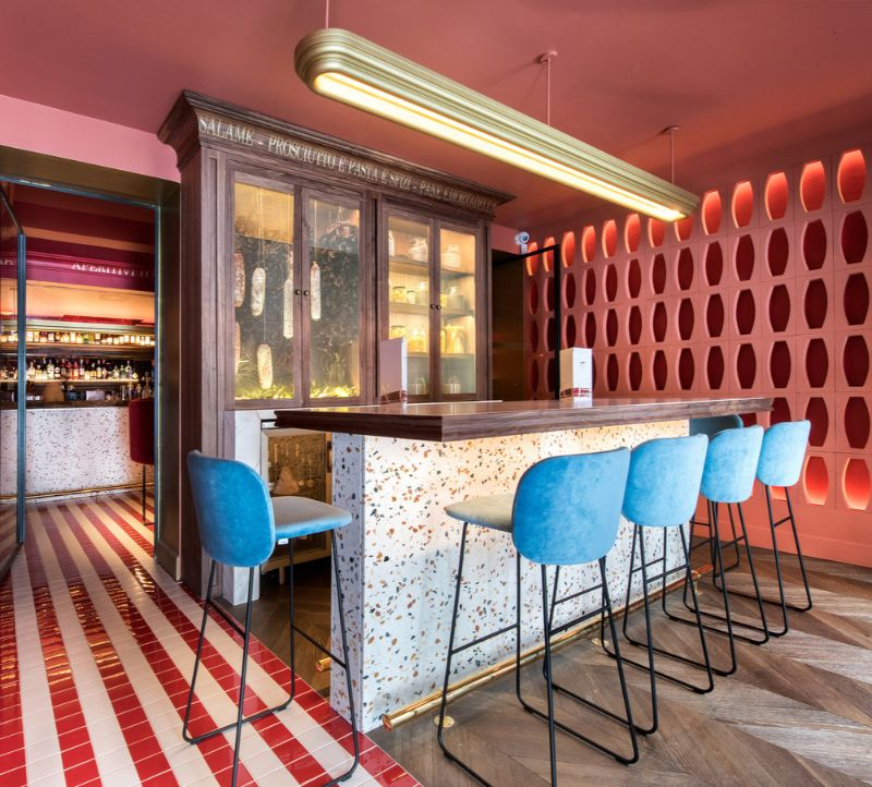 'Noi Italian', A Restaurant Design Full of Pop Aesthetic restaurant design 'Noi Italian', A Restaurant Design Full of Pop Aesthetic Noi Italian A Restaurant Full of Pop Aesthetic 3