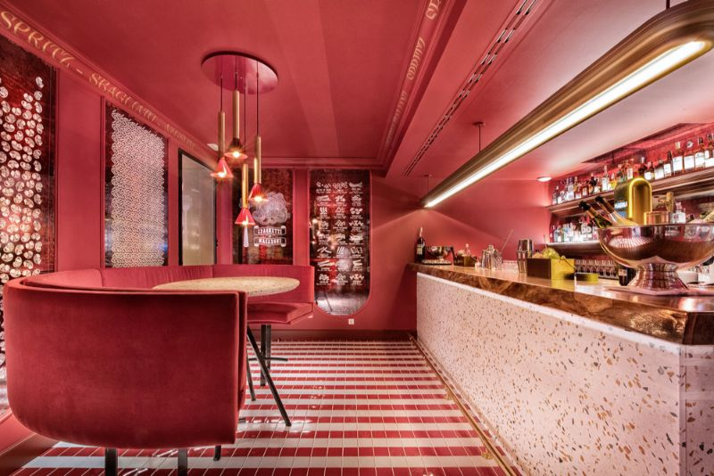 'Noi Italian', A Restaurant Design Full of Pop Aesthetic restaurant design 'Noi Italian', A Restaurant Design Full of Pop Aesthetic Noi Italian A Restaurant Full of Pop Aesthetic 4