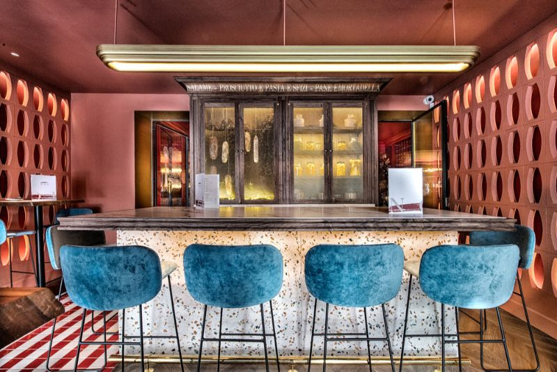 'Noi Italian', A Restaurant Design Full of Pop Aesthetic restaurant design 'Noi Italian', A Restaurant Design Full of Pop Aesthetic Noi Italian A Restaurant Full of Pop Aesthetic 5
