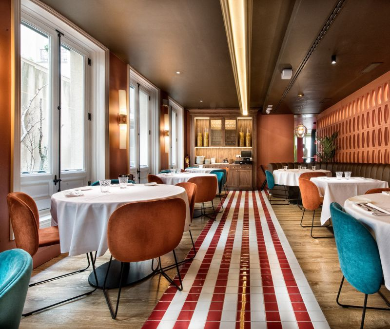'Noi Italian', A Restaurant Design Full of Pop Aesthetic restaurant design 'Noi Italian', A Restaurant Design Full of Pop Aesthetic Noi Italian A Restaurant Full of Pop Aesthetic 7