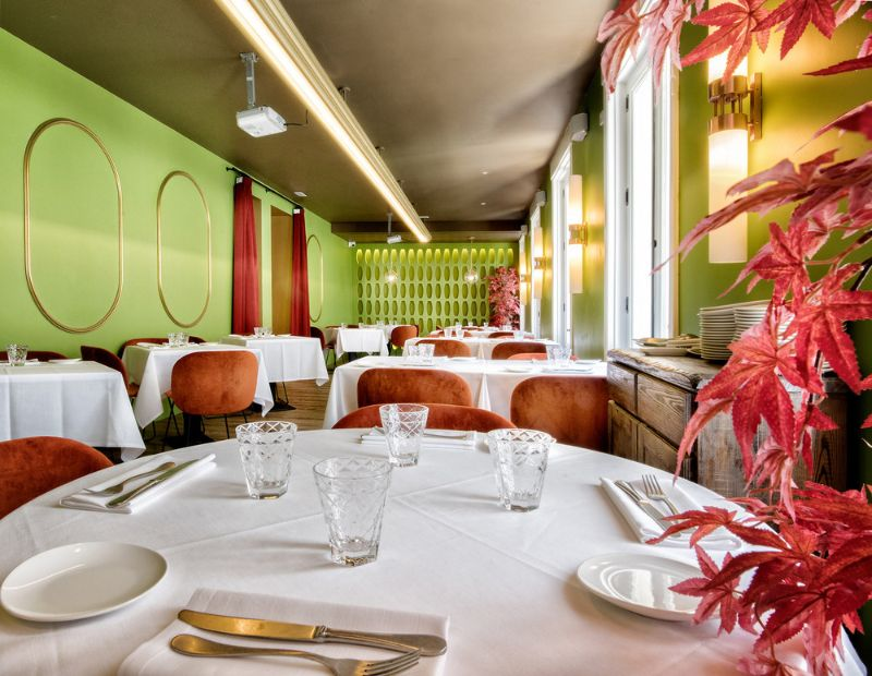'Noi Italian', A Restaurant Design Full of Pop Aesthetic restaurant design 'Noi Italian', A Restaurant Design Full of Pop Aesthetic Noi Italian A Restaurant Full of Pop Aesthetic 9