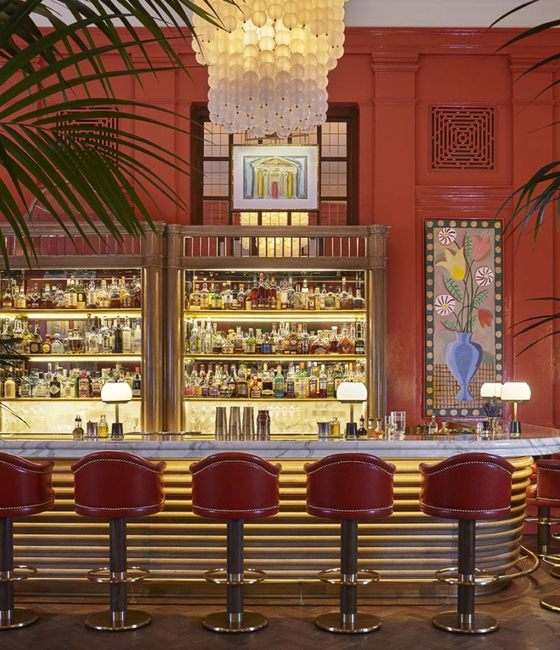 The Coral Room - A Vibrant Grand Salon Bar Designed By Martin Brudnizki martin brudnizki The Coral Room – A Vibrant Grand Salon Bar Designed By Martin Brudnizki The Coral Room A Vibrant Grand Salon Bar Designed By Martin Brudnizki 5