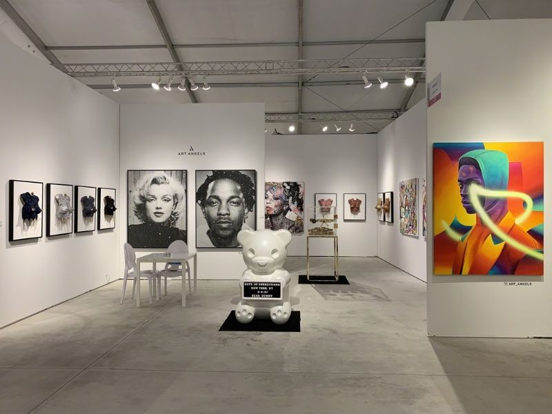What To Do In Miami During Fort Lauderdale International Boat Show'19 fort lauderdale international boat show What To Do In Miami During Fort Lauderdale International Boat Show'19 art gallery