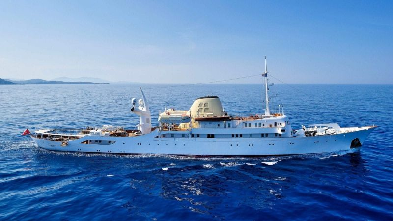 Pure Symbols Of Sophistication: Here Are The Most Unique Superyachts superyachts Pure Symbols Of Sophistication: Here Are The Most Unique Superyachts chrisitna2