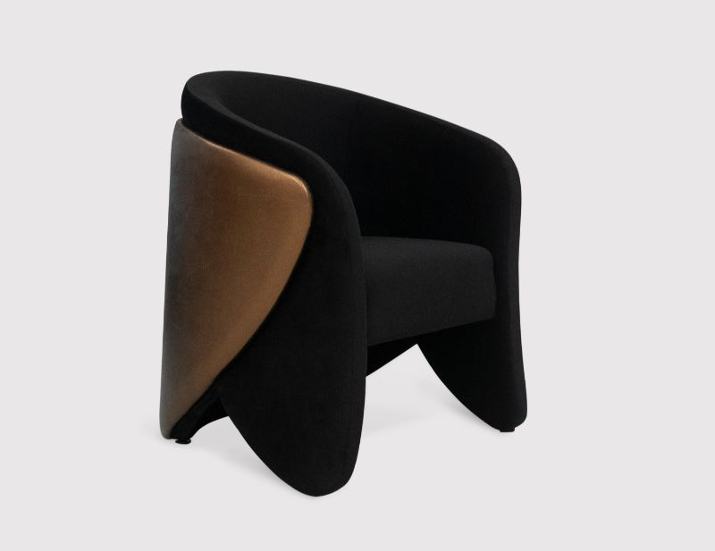 high point market The Best Of Finest Craftsmanship By Boca do Lobo At High Point Market denise chair 1 zoom big