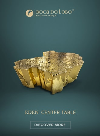 Eden Center Table - Discover More - Boca do Lobo