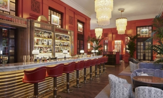 martin brudnizki The Coral Room – A Vibrant Grand Salon Bar Designed By Martin Brudnizki featured 335x201