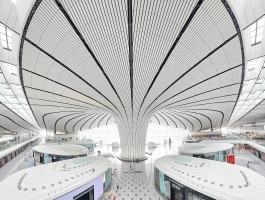 zaha hadid Beijing New Airport's Design By Zaha Hadid: An Ode To Modernity featured 4 265x200