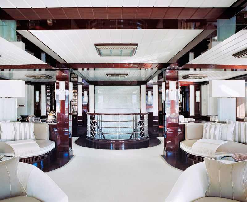 Discover The 10 Most Remarkable Superyacht Top Interior Designers top interior designers Discover The 10 Most Remarkable Superyacht Top Interior Designers francois catroux house designs ss09