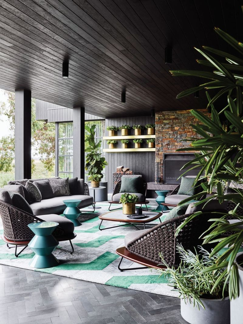 greg natale A Huge Undertaking Design Splendid Residence By Greg Natale greg natale home 6